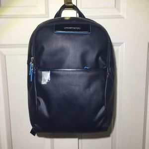 Piquadro Computer Backpack - NWOT - DS 8453